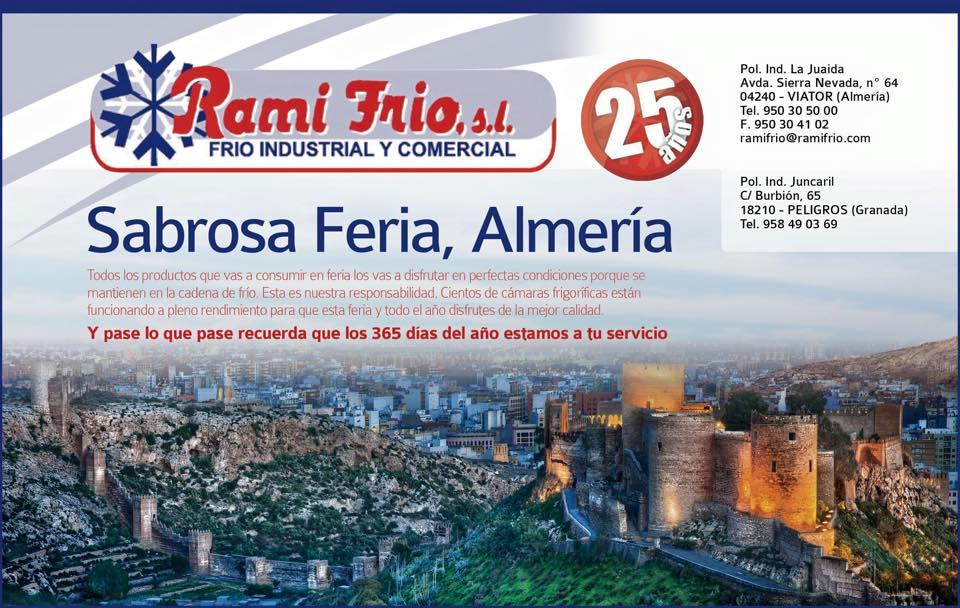 Ramifrio – Sabrosa Feria de Almería